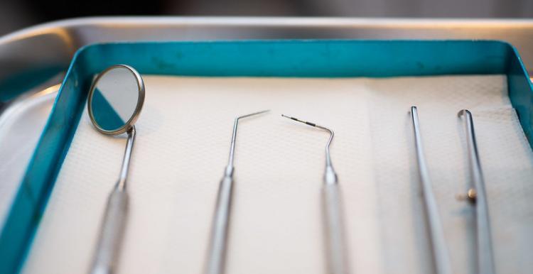 Image of dentist equipment