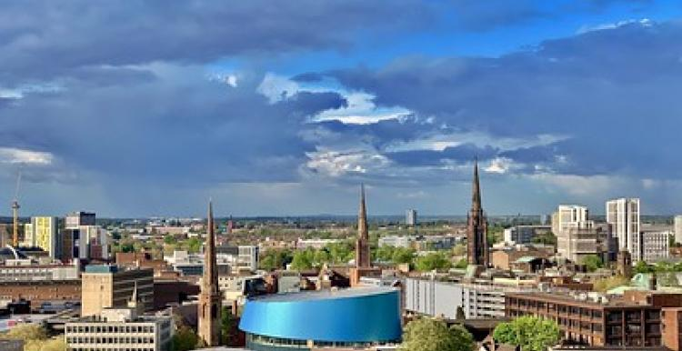 Picture of Coventry skyline