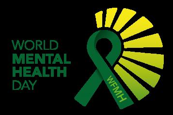 green_ribbon_world_mental_health_day_logo