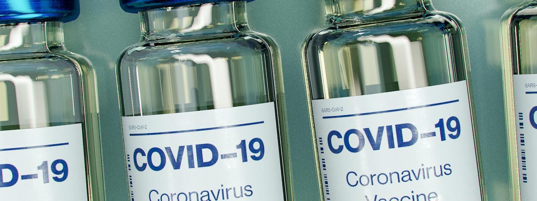 Image 0f Covid-19 vaccine bottle